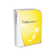 微软 Access 2007(中文标准版)