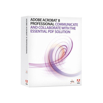 奥多比 Acrobat 8.0 Professional for MAC产品图片主图