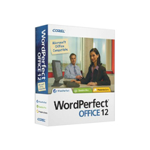 COREL WordPerfect Office 12产品图片主图