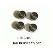 黑鹰 轴承组5×2×2.5(450配件)HP03-B001