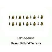 黑鹰 铜球头C组(450配件)HP05-M007
