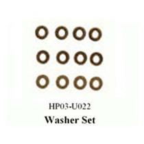 黑鹰 铜垫片(∮4×∮2×0.4)(450配件)HP03-U022产品图片主图