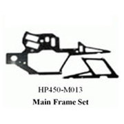 黑鹰 侧板组(450配件)HP450-M013
