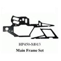 黑鹰 侧板组(450配件)HP450-M013产品图片主图