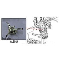 尚真 倾斜盘AL3014产品图片主图