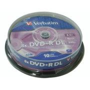 威宝 DVD+R DL 8速(10片装)