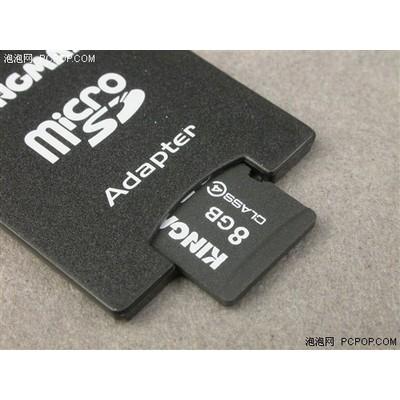 胜创 MicroSDHC Class6(8G)产品图片2