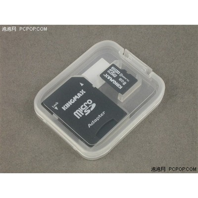 胜创 MicroSDHC Class6(8G)产品图片4