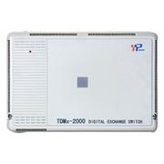 威谱 TDMx2000 E型(4外线,40分机)