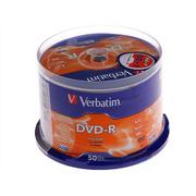 威宝 DVD-R 16速(全球包装50片装/62250)