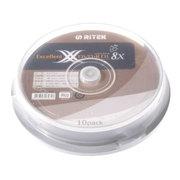 铼德 DVD+R DL 8速 台产(10片桶装)