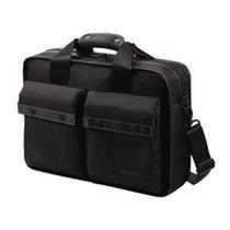 宜丽客 BM-CA14BK 防泼水差旅笔记本包(13.3寸 黑)产品图片主图