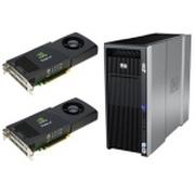 科卓 Quadro 8120-TC II高性能计算工作站(Xeon X5550/2GB*6/450GB)