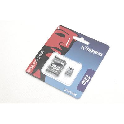 金士顿 MicroSD/TF (8G)产品图片2