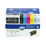 盈佳 PGI-5BK/ CLI8C/ M/ Y(4色带芯片组合装)