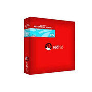 红帽 Enterprise Linux 5.0(1年网络,2年电话)