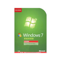 微软 Windows 7(家庭高级版)产品图片主图