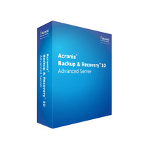 Acronis Backup&Recovery Advanced Server产品图片主图