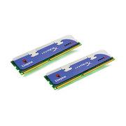 金士顿 骇客神条2G DDR3 1600双通道套装