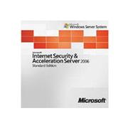 微软 ISA Server 2006 中文标准版(1个CPU)