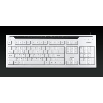 富勒 L422有线多媒体键盘产品图片2