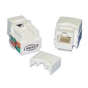 IBMNET 超五类屏蔽RJ45模块(11k9512)