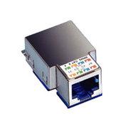 IBM 6类单口RJ45屏蔽模块(11k9668)