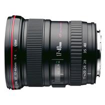 佳能 EF 17-40mm f/4L USM产品图片主图