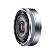 索尼 E 16mm f/2.8