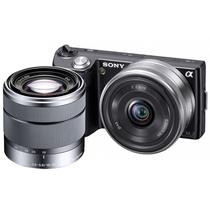 索尼 NEX-5套机(16mm,18-55mm)产品图片主图