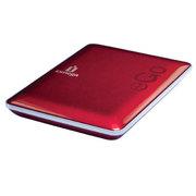 艾美加 eGo 2.5英寸紧凑型 红色(320G)