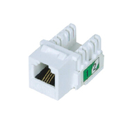 罗格森 RJ11TMJLCCV2 3类语音模块(白色)