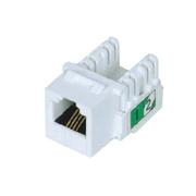 罗格森 6RJ45PCE 6类信息模块(白色)