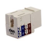 CLAN 六类非屏蔽模块