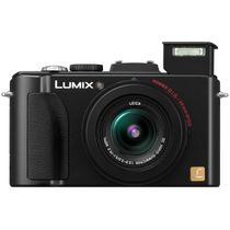 松下 LX5 数码相机 黑色(1010万像素 3英寸液晶屏 3.8倍光学变焦 24mm广角)产品图片主图