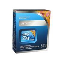 英特尔 酷睿 i7 875K(盒)产品图片主图