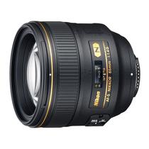 尼康 AF-S 85mm f/1.4G产品图片主图