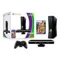 微软 Xbox360 slim 250GB Kinect套装
