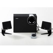 漫步者 Edifier R201T北美版 2.1声道(黑色)产品图片主图