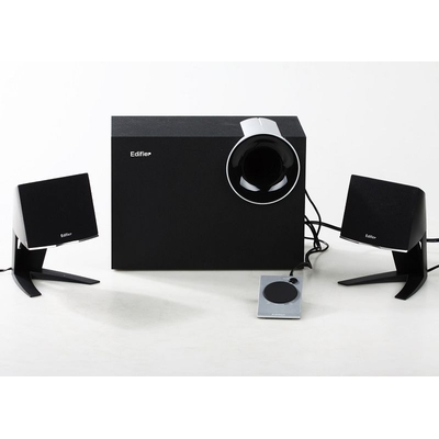 漫步者 Edifier R201T北美版 2.1声道(黑色)产品图片1