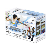 索尼 PlayStation Move Sports Champion套装产品图片主图