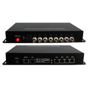 VBON 4路双向音视频光端机(VBD-4200)