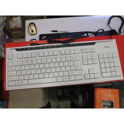 富勒 L422有线多媒体键盘产品图片3