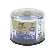 JVC DVD-R 档案级可打印光盘(50片装)