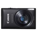 佳能 IXUS220 HS 数码相机 黑色(1210万像素 2.7英寸液晶屏 5倍光学变焦 24mm广角)