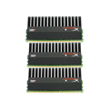 金士顿 骇客神条12G DDR3 1600套装(KHX1600C9D3T1BK3/12GX)