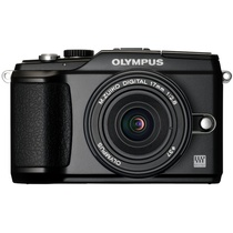 奥林巴斯 EPL2套机(17mm) 黑色产品图片主图