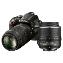 尼康 D5100套机(18-55mm VR,55-300mm VR)产品图片主图