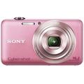 索尼 WX30 数码相机 粉色(1620万像素 3英寸液晶屏 5倍光学变焦 25mm广角)