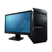 ThinkCentre M6300t(i3 2100/2G/500G/19寸液晶)